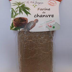 farine de chanvre