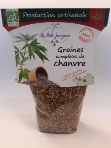 graines de chanvre complète