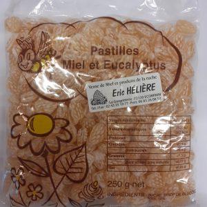 pastille miel eucalyptus
