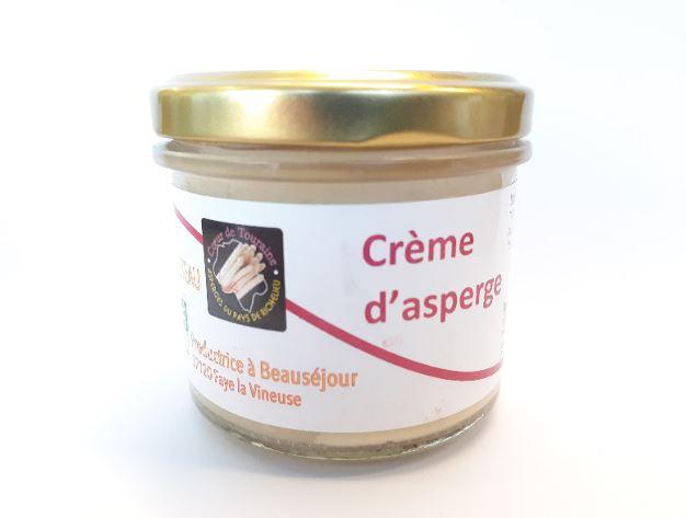 Crème d'asperge bio