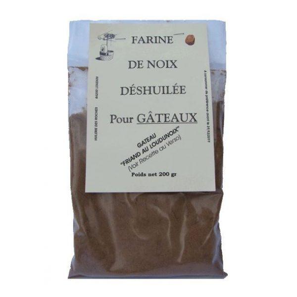 Farine de noix 200g