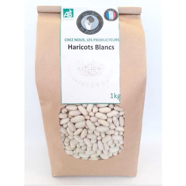 Haricots blanc 1kg